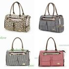 High Quality Pet Dog Cat Carrier Tote Bag Fashion Stripes Handbag Travel Purse