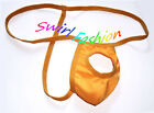 K017 Hot Men Sexy String Thong Pouch w/ Front Open