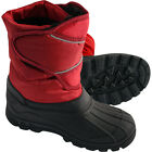 GIRLS SNOW BOOTS WELLIES WATERPROOF MUCKER THERMAL WELLINGTONS FUR SKI KIDS