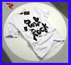 Mens BNWT J&R T-shirt RRP$44.95 White Grey sz M L XL