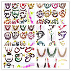 Wholesale Various Styles Coconut Shell/Wooden Bead Jewelry Sets 6-Style Optional