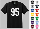 Number 95 Ninety Five T-Shirt