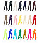 Colorful Opaque Pantyhose Stockings Tights 80 Denier Color Colour