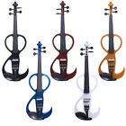 Cecilio Electric Violin Right or Left Handed Size 4/4 3/4 1/2 ~4 Styles 5 Colors фото