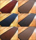 Extra Large Small Size Plain Rubber Pvc Edge Back Barrier Kitchen Door Mats UK