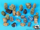 Black Dog 1/35 Autralian Soldier Equipment Accessories Set [Resin] T35062
