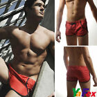 2012 New Mens sexy Briefs Boxers Swimwear Trunks 3Size XS S M 4Colors For choice