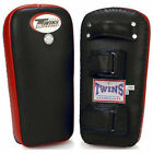 TWINS MUAY THAI BOXING PADS KICKING PAD LEATHER BELT MMA UFC NEW KPL-2