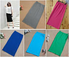 NEW Fashion Sexy Women's Long Knit Cotton Skirts Multicolor Pick