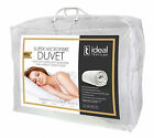 Soft Microfibre Duvet Quilt All Sizes 10.5 13.5 Tog