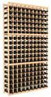 18-180 BTL Ponderosa Pine Wine Cellar Kits. Seamlessly Expandable Wine Cellars.