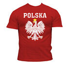 T-SHIRT POLSKA-POLAND WORLD CUP 2018 RUSSIA FOOTBALL SUPPORTERS - POLAND FANS !