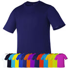 ililily New Mens Crew-Neck T-shirts Baseball Coolon Unisex Casual Tee Jersey 010