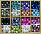20pcs x 18mm Faux Pearl Beads Large Size In 15 Colours Craft s Jewellery Making