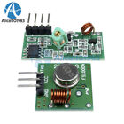 433Mhz RF transmitter and receiver link kit for Arduino/ARM/MC?U  remote control