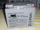 12 Volt 18 Amp/hr   solar deep cycle battery  #ES -17 -12  factory fresh