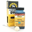 Fiebing's Leather Dye w/ Applicator - ALL COLORS- 4 OZ  |Not for CA Customers|