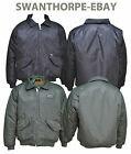 MA2 MENS BOMBER FLIGHT MILITARY COMBAT HIGH QUALITY MENS JACKET/COAT