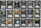 Star Trek CCG The Borg Rare Cards Part 1/3