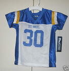 Delaware Blue Hens #30 Toddler Football Jersey NWT