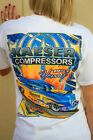 HENRY J T-SHIRTS,  KAESER COMPRESSOR,  JEB FOUR RACING, TOP SPORTSMAN