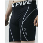 Mens Compression Under Base Layer Shorts Tank Tops Vest Gym Fitness Clothing