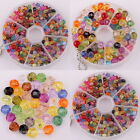 200pcs Mixed Randomly Acrylic Small  Polyhedral beads DIY Jewelry Spacer