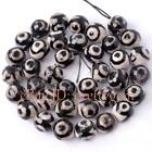 """8MM 10MM 12MM 14MM FACETED ROUND SHAPE AGATE GEMSTONE BEADS STRAND 15"""""""