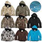 SURPLUS RAW WINDBREAKER REGENJACKE JACKE WINDRUNNER PARKA WASSERABWEISEND LOTUS