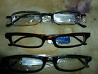 Magnivision & Foster Grant Compact Reading Glasses With Hard Case +2.00 NWT