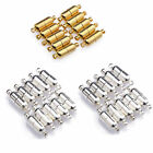 New 10Sets Silver/Gold Plated Oval Magnetic Clasps Connectors For Jewelry Making