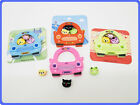 cute fun vroom vroom novelty car rubber / eraser pack