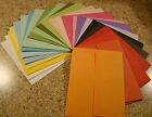 A2 Colored 25 Envelopes 70# PICK YOUR COLOR or VARIETY Quality Invitation