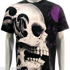 r66 M L XL XXL XXXL Rock Eagle T-shirt SPECIAL Tattoo Skull Dead Street Ghost