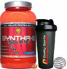 BSN SYNHTA6 2LBS  SYNTHA 6 100% ISOLATE PROTEIN WHEY & CASEIN MATRIX + SHAKER