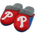 Philadelphia Phillies Slippers Sherpa MENS Team Logo by Forever Collectibles on Ebay