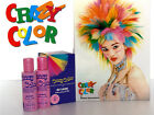 Crazy Color Semi Permanent Colour Hair Dye 100ml UK