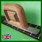 Guitar Fret Levelling File with Diamond File. 150mm Fine grit. MADE IN UK. TF020