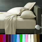Polycotton Percale Duvet Cover in Single, Double, King or Super King