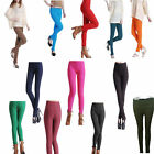 Sexy Women Skinny Slim Stretch High Waist Pencil Pants Leggings Trousers