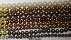 16'' South Sea Shell Pearl Gold 4mm 6mm 8mm 10mm