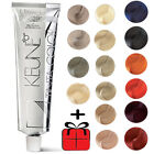 KEUNE Tinta Color Permanent Hair COLOR BLONDE & MIX COLORS 60ml Tube+GIFT
