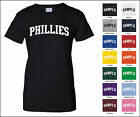 Phillies College Letter Woman's T-shirt