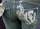 NEW WOMEN AUTHENTIC BABY PHAT JEAN SIZE 7