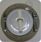 90 Full Table Settings Plates, Cups, Cutlery WEDDING SPECIAL Disposable Plastic