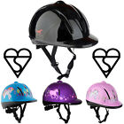 Childs Adjustable Pony Riding Showing Toddlers Skull Cap Helmet Hat Size XXS-L
