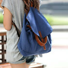 BAG Vintage Womens Canvas Backpack Schoolbag Shoulderbag Rucksack Travel Casual