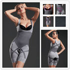 ladys Womens Slimming Body Suit Shaper Firm Control Cellulite Underwear Bamboo