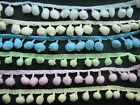 Pom Pom Braid Various Colours   Sewing/Crafts/Costume/Cushions