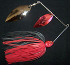 RIVER2SEA ISH MONROE BLING SPINNERBAIT DOUBLE WILLOW choose colors and sizes